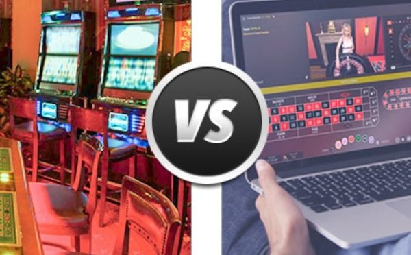 Online Casinos VS Land-Based Casinos