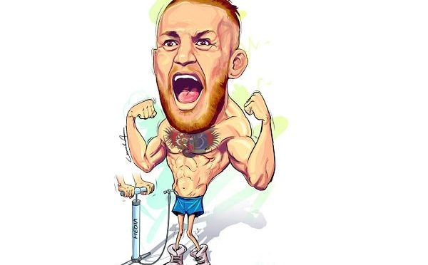 about Conor McGregor