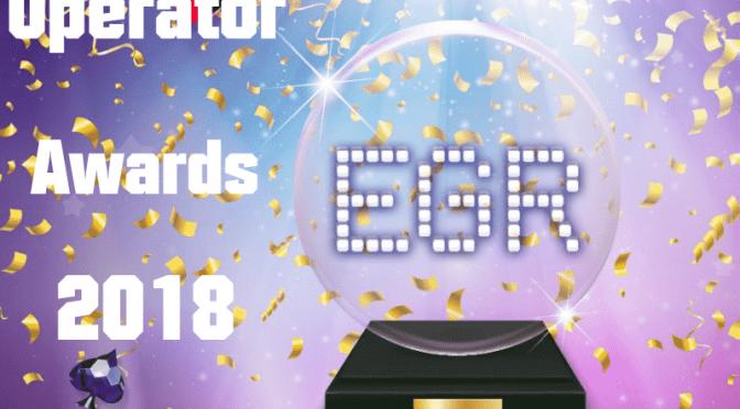 EGR Operator Awards 2018