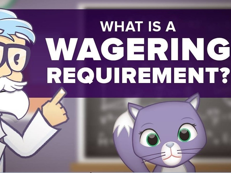 Wagering Requirements at Online Casinos-How to Deal with Them