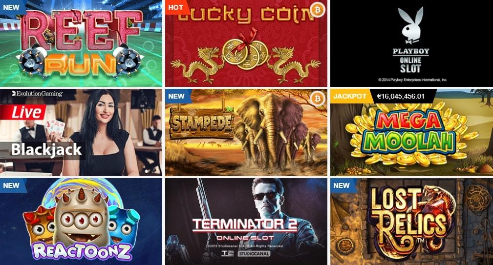 playamo-casino-games