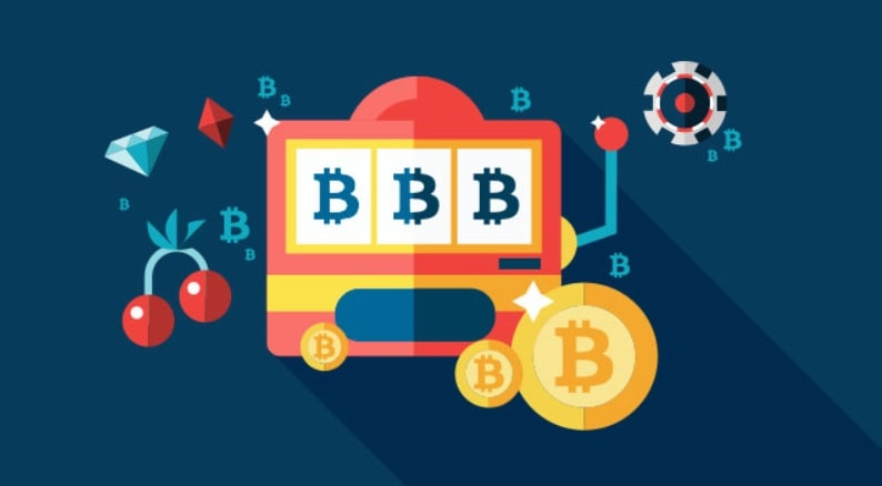 Where to play for bitcoin in casino